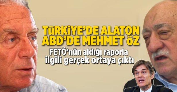 Alaton, Gülene Türkiyede tedavi edilemez raporu aldırtmış