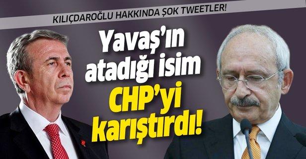 Yavaş'ın atadığı isim CHP'yi karıştırdı