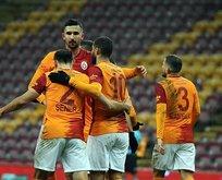 Galatasaray, ZTK'da son 16'ya kaldı