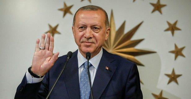 Erdoğan miting yaptığı illerde dikkat çeken tablo