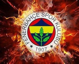 Fenerbahçe bomba transferi duyurdu!