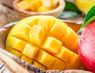 Mango meyvesinin faydaları nelerdir? Mango nasıl yenir, nerede yetişir?