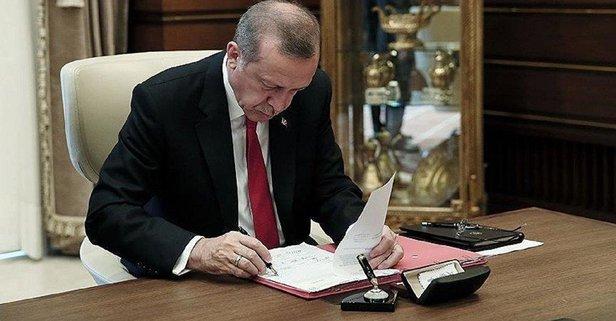 Başkan Erdoğan 11 üniversiteye rektör atadı