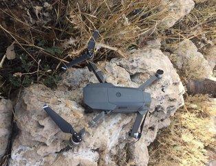 Siirt'in Eruh ilçesinde PKK'lı teröristlere ait drone ele geçirildi