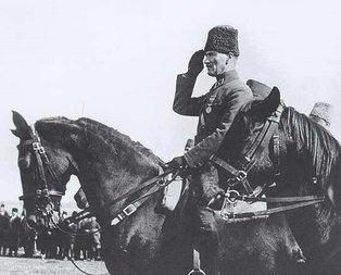 İlk kez göreceksiniz! 19 Mayıs'a özel Atatürk fotoğrafları