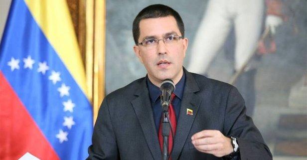 Venezuela'dan flaş açıklama: Darbe ABD'de planlandı