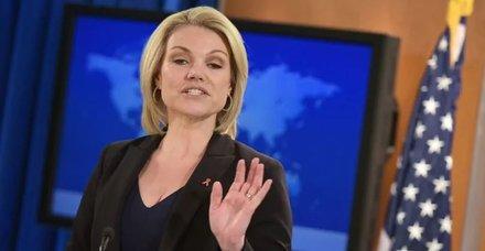 Heather Nauert, ABD'nin BM Daimi Temsilciliği adaylığından çekildi
