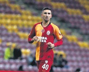 Galatasaray'da 17'lik Emin göreve