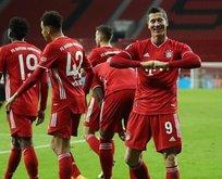 Bayern Münih yeniden lider!