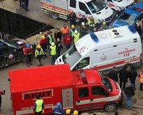 Gebze'deki kazadan acı haber!