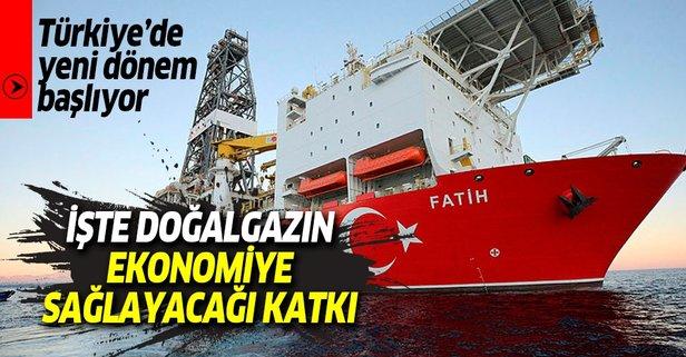 İşte Karadeniz'de keşfedilen doğalgazın ekonomik değeri