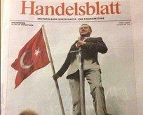 Alman dergisinden küstah kapak