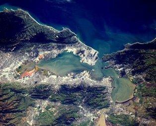 Uzaydan çekilen muhteşem fotoğraflar