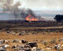 Suriyeden Ürdüne roket mermisi atıldı