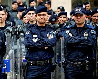 2 bin 500 polis alınacak
