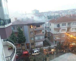 Ankara'da dehşet anları! Herkes çığlıklarına uyandı