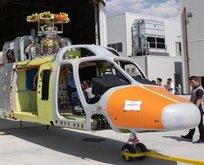 T625 Genel Maksat Helikopteri'nin motoru ilk kez çalıştırıldı