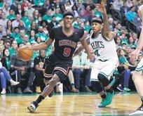 Celtics'i yenen Bulls yarı finale çok yakın
