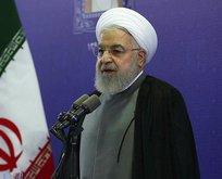 Ruhani'den ABD'ye savaş uyarısı
