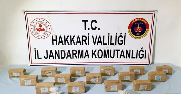 PKK'ya Hakkari'de büyük darbe! Hepsi ele geçirildi