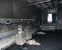 Gaziantep'teki yangından bir acı haber daha geldi