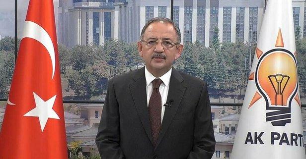 AK Parti'den büyük atak