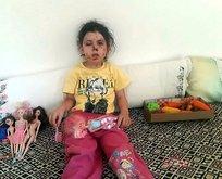 İzmir'de maganda dehşeti! 5 yaşındaki Neriman'ı bu hale getirdiler