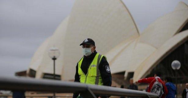Avustralya'da koronavirüsten 7 kişi öldü