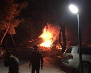 Milli Savunma Bakanlığı Şanlıurfa'da yaşanan patlamayla ilgili açıklama! Çevre emniyeti tam olarak sağlanmıştır