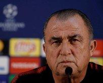 Fatih Terim'den Porto maçı öncesi açıklama