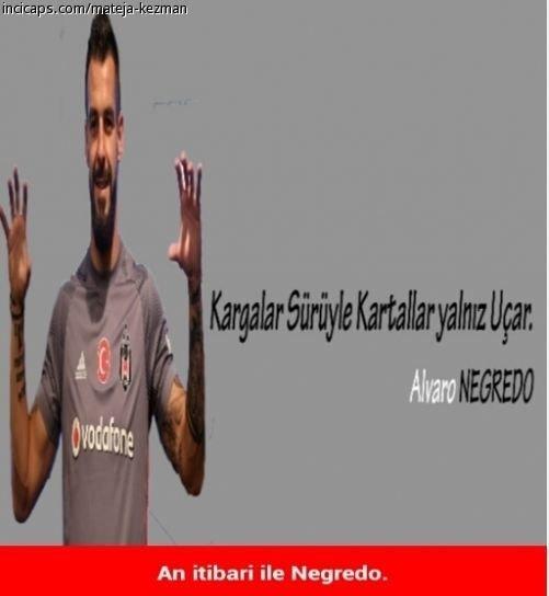 Beşiktaş-Galatasaray maçı Capsleri