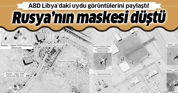 Rusya'nın maskesi düştü