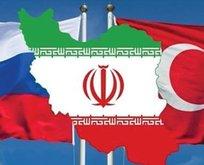 Türkiye, Rusya ve İrandan kritik zirve!