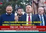 Yine CHP yine hakaret dili!