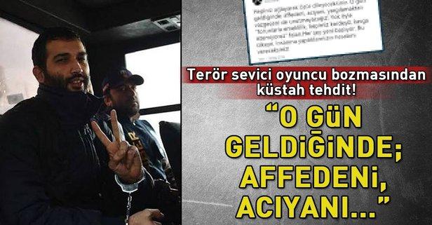 Terör sempatizanı Barış Atay'dan küstah tweet!