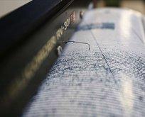 Komşuda korkutan deprem!