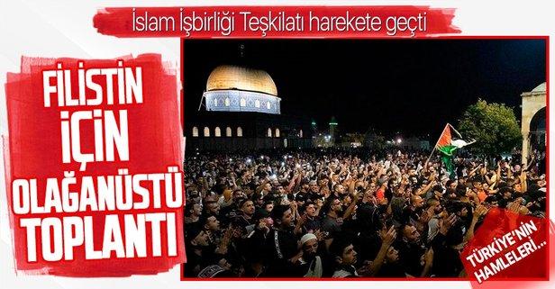 Filistin için olağanüstü toplantı!