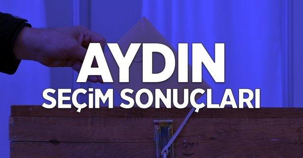 31 Mart Aydın yerel seçim sonuçları açıklandı mı?