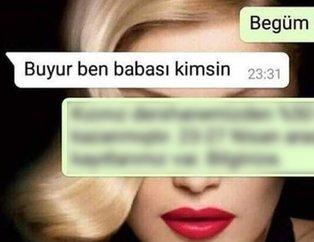 WhatsApp'taki mesaja sevgilisinin babası cevap verince... (Gülme krizine sokan WhatsApp mesajları)