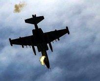 Ermenistan'a ait 2 savuş uçağı düşürüldü