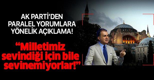 AK Parti'den paralel yorumlara yönelik açıklama!