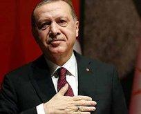 Başkan Erdoğan'dan seçim mesajı!
