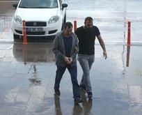 Kritik isim Yunanistana kaçarken yakalandı
