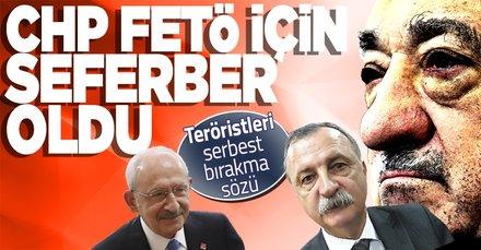 CHP Manisa İl Başkanı Semih Balaban'dan KHK'yla atılan FETÖ'cülere destek