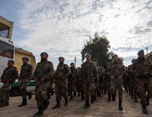 Afrin polisinin özel timine özel eğitim