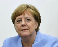 Merkel'den ABD ve Çin açıklaması