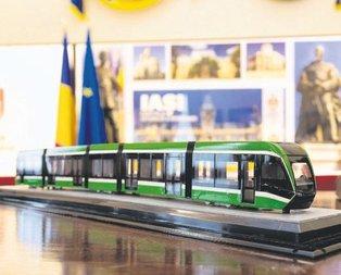 Romanya'ya tramvay satacak