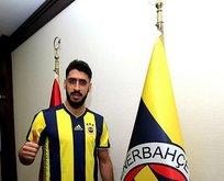 Yeni transfer Tolga!