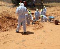 Libya'daki toplu mezarlara soruşturma çağrısı