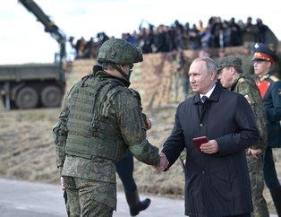Rusya'dan dünyaya gözdağı!